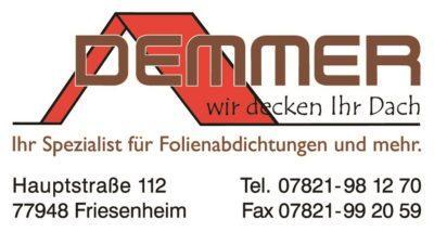 Dachdecker Demmer